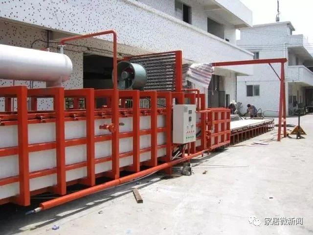 卡尔玛家居:研制了用旋风燃烧炉燃烧木废料的炉气(又称热风)干燥设备